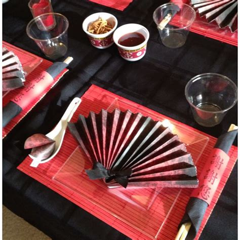 japanese themed decor asian themed party ideas for the book club asian party pinterest themed parties book