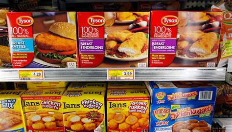 Tyson Foods To Stop Giving Chickens Antibiotics Used By ...