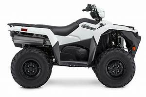 2019 Suzuki Kingquad 750axi Power Steering Atvs Middletown