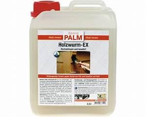 Holzwurm Ex Test : holzwurm ex barend palm 2 5 l bei hornbach kaufen ~ Orissabook.com Haus und Dekorationen