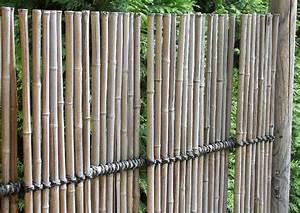 Sichtschutz Garten Bambus. bambus bangkirai sichtschutz zaun zen ...