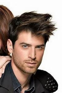 Coupe De Cheveux Homme Stylé : coupe de cheveux homme meche ~ Melissatoandfro.com Idées de Décoration