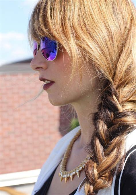 side hair braid styles 30 side braid hairstyles popular haircuts 5627
