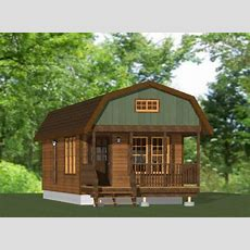 14x32 Tiny House  #14x32h13  646 Sq Ft  Excellent