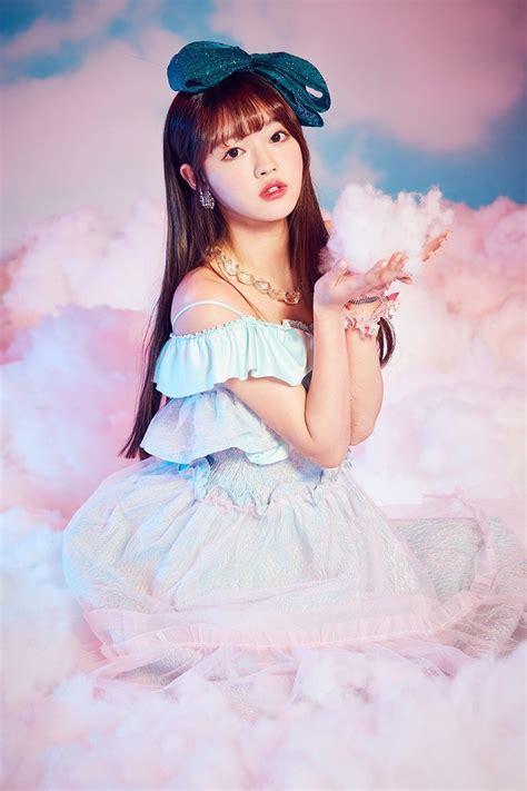 yooa pics  twitter   girl  mini album coloring