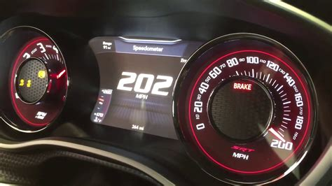 Dodge Challenger Hellcat Top Speed Dyno Run!