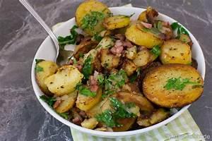 Bratkartoffeln Mit Speck Und Zwiebeln Katha Kocht