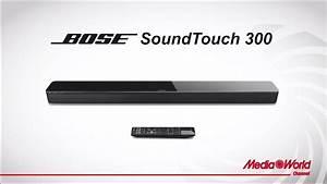 Soundbar Bose Soundtouch 300 - Recensione Ita