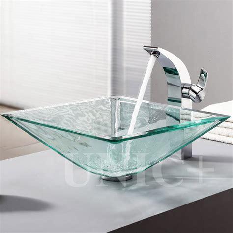 glass kitchen sink kitchen bathroom sinks faucets kitchen hoods bath 1234