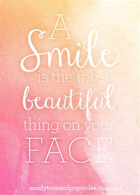 share  beautiful smile  printable popsicle blog