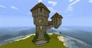 minecraft tower designs - Google Search   FearMine ...