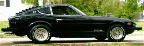 1987 Datsun 280z by Datsun 280z