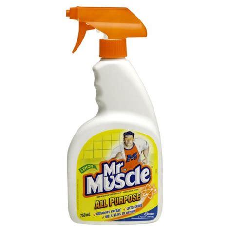 Mr Clean Bathroom Cleaner Msds by Mr 750ml Trigger J Div Disinfectant General