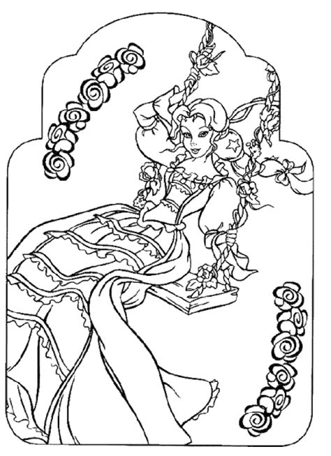 kids  funcom  coloring pages  princesses