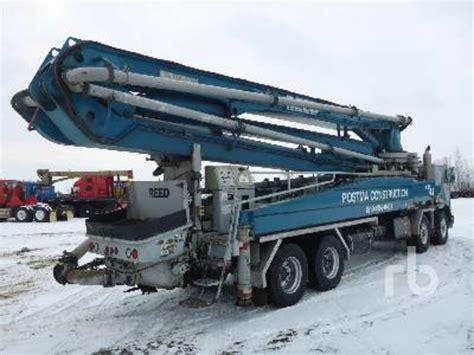 mack mr688s mixer trucks asphalt trucks concrete