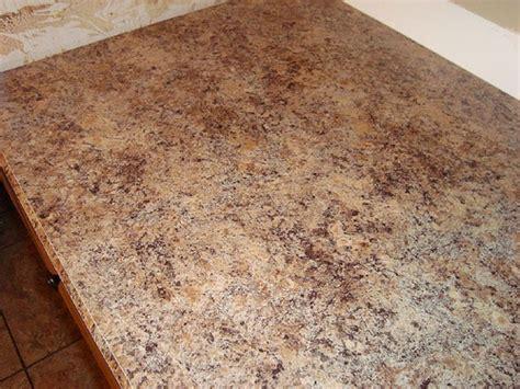 budget kitchen facelift w formica butterum granite