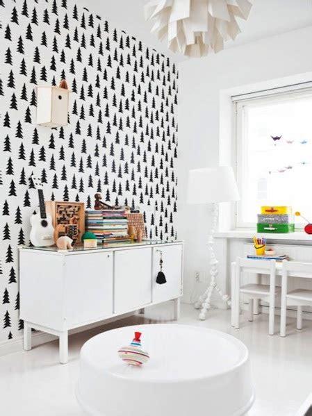 Idée Pour Cacher Un Trou Dans Un Mur by Inspiratie Behang Kinderkamer