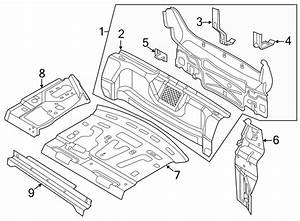 Volkswagen Jetta Gli Package Tray  Package Tray  Panel