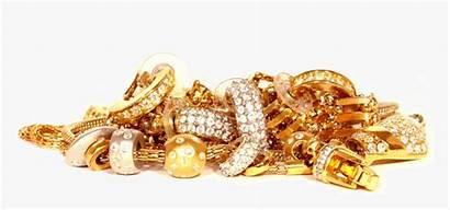 Background Jewellery Transparent Gold Clipart Jewel Kindpng