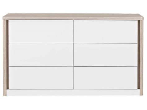 Soldes Commode Pas Cher by Commode 6 Tiroirs Messina Commode Conforama Pas Cher