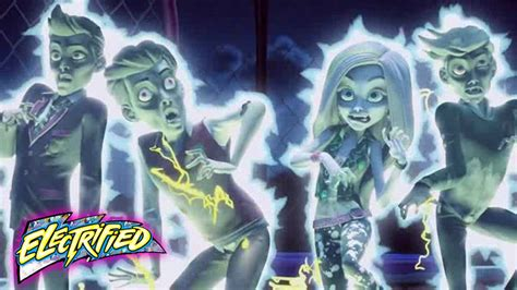 Electrified   Monster High™ Electrified - YouTube