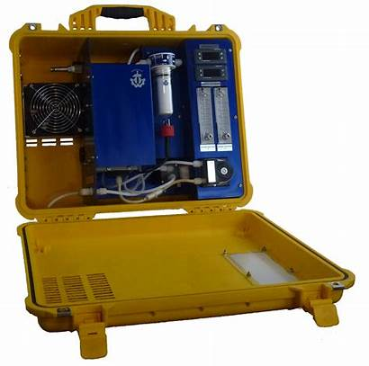 Portable System Aps Gas Sampling Abyss Cooler