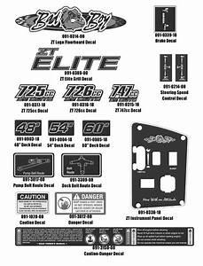 Bad Boy Mower Part  2017 Zt Elite Transaxle Assembly