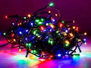 Led Lichterkette Draußen : led lichterkette 120 leds bunt 230v ip44 8 ~ Watch28wear.com Haus und Dekorationen
