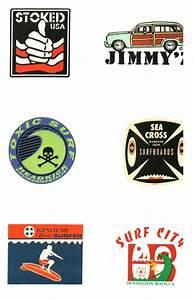 Vintage Surf Logos | Surf | Sand | Pinterest