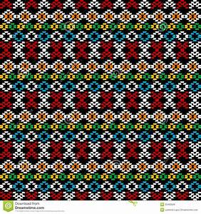 Tapis Forme Geometrique : tapis ethnique sans joint avec des formes g om triques ~ Teatrodelosmanantiales.com Idées de Décoration
