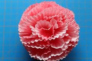 Blüten Aus Papier : bl ten aus papier muffinf rmchen handmade kultur ~ Eleganceandgraceweddings.com Haus und Dekorationen