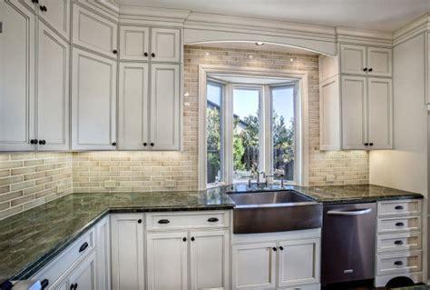 granite colors for white kitchen cabinet design ideas