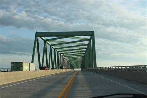 bridgehuntercom  ledbetter bridge