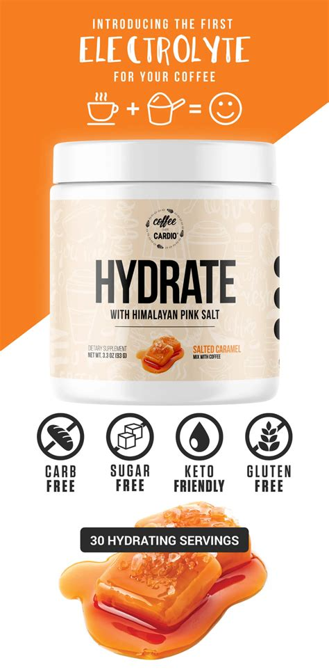 In the next five years, abbey and mike aspire to break. Hydrate - Electrolyte for your Coffee/Water | Drinks ...