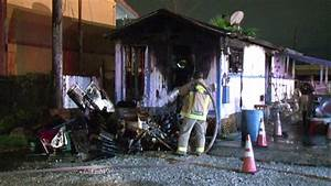 Woman Loses Home  Business  U0026 Dog In Ne Houston Fire