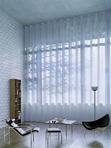 Rideau Avec Ruflette : etofea voilage wave solution de rideaux pour architecte ~ Premium-room.com Idées de Décoration