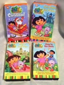 Dora the Explorer VHS Lot eBay