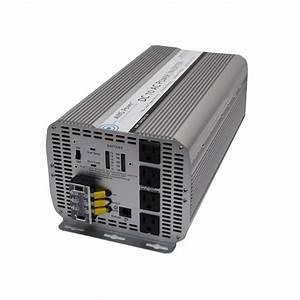 5000 Watt 36 Volt Power Inverter