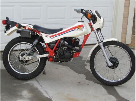1986 Honda Reflex Motorcycles For Sale