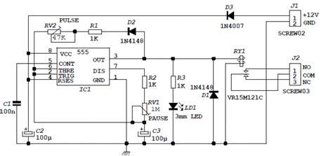 Timer Circuit Analysis Electrical Engineering Stack