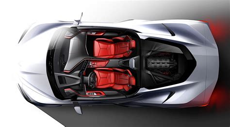 2020 Chevrolet Corvette Stingray Convertible, C8.r To Be