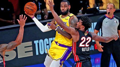 Lakers vs. Heat: Live stream, watch NBA Finals online, TV ...