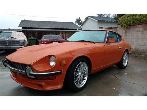 240z Datsun For Sale by 1972 Datsun 240z For Sale Classiccars Cc 959351