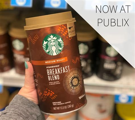Visit calorieking to see calorie count and nutrient data for all portion sizes. Now Available At Your Local Publix - Starbucks® Coffee In A Convenient Canister