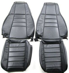 Jeep Seat Upholstery Kits by Jeep 1997 2002 Tj Wrangler Front Rear Seats Upholstery Kit New