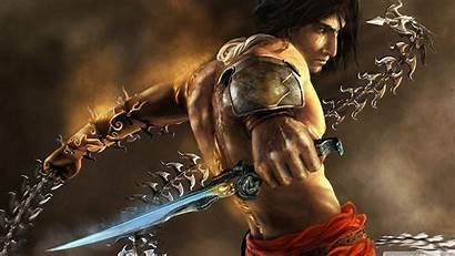 Prince Persia Wallpapers Thrones Desktop Games
