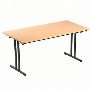 Table Pliante L180 X P80 Cm Bureau Dpt