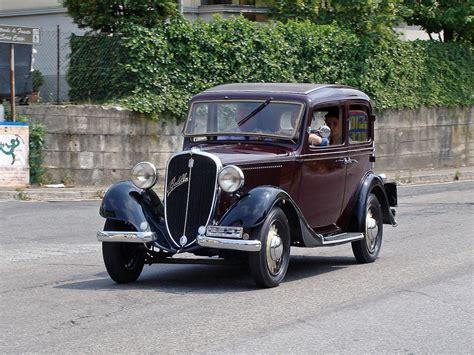 Fiat 508 Mille Miglia 1932 508 Balilla Sport Johnywheels