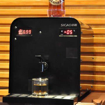 1 bottle cold liquor chiller 1 tap refrigerated dispensing machine china mainland