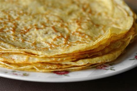 recette pate a crepe crepes recipes dishmaps